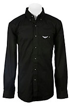 Trevor Brazile Relentless™ by Wrangler® L/S CoolMax® Solid Shirt MTB206X