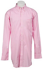 Wrangler® Tough Enough To Wear Pink™ Men's Long Sleeve Western Shirt MTP200M