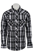 Wrangler Men's Vintage Snap Western Shirt MV1283MX