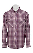 Wrangler Men's Vintage Snap Western Shirt MV1298M