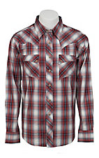 Wrangler Men's Vintage Snap Western Shirt MV1301M