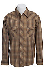 Wrangler Mens LS Snap Western Shirt MV1327MX