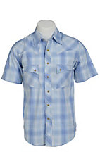 Wrangler Mens S/S Snap Western Shirt MV3014MX