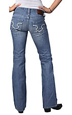 Big Star® Ladies Light Blue Remy Low Rise Boot Cut Jean