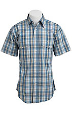 Wrangler Men's Snap Western Shirt MWR103MX