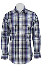 Wrangler Men's Snap Western Shirt MWR128MX