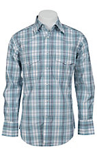 Wrangler Men's Snap Western Shirt MWR130MX