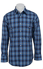 Wrangler Men's Snap Western Shirt MWR132MX