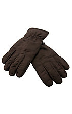 Manzella® Brown Waypoint Warmest Insulated Glove