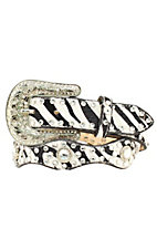 Nocona® Children's Rhinestone and Zebra Print Belt