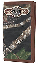 Nocona® Camouflage Rodeo Wallet/Checkbook Cover N54358222