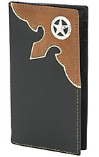 Nocona® Rodeo Wallet/Checkbook Cover N5440401