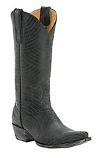 Old Gringo Yippee Ki Yay Women's Black Morena Stitched Snip Toe Western Boots