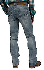 Petrol Men's Jed Medium Wash Regular Fit Boot Cut Jean
