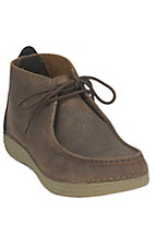Tony Lama® 3R™ Men's Copper Kettle Buffalo Casual Lace Up Shoes