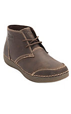 Tony Lama 3R Mens Distressed Tan Jaguar Casual Lace Up Shoes