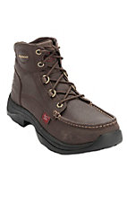 Tony Lama 3R Men's Briar Pitstop Waterproof Lace-Up Casual Shoe