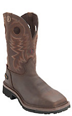 Tony Lama® 3R™ Men's Briar Grizzly Composite Square Toe Waterproof Work Boots
