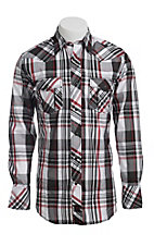 Panhandle Slim 90 Proof Men's L/S Western Snap Shirt V6S3394
