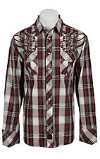 Panhandle Slim 90 Proof Men's L/S Western Snap Shirt V6S3403