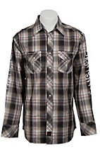 Panhandle Slim 90 Proof Men's L/S Western Snap Shirt V6S3417