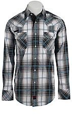 Panhandle Slim 90 Proof Men's L/S Western Snap Shirt V6S3419
