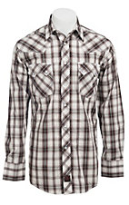 Panhandle Slim 90 Proof Men's L/S Western Snap Shirt V6S4510