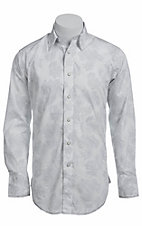Panhandle Slim 90 Proof Mens L/S Western Snap Shirt V6S7236