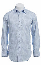 Panhandle Slim 90 Proof Mens L/S Western Snap Shirt V6S7237