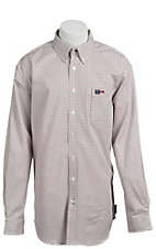 Cinch® Men's Flame Resistant Check Workshirt W3001002