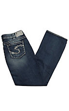 Silver Jeans® Women's Medium Wash Suki 17
