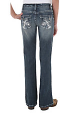 Rock 47™ by Wrangler® Girls' New Beginings Jean - Sizes 4-6 Regular & Slim Fit