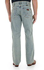Wrangler® Retro™ Bleach Wash Boot Cut Jean