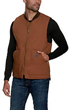 Cowboy Workwear® Clay Brown Work Vest