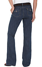 Wrangler® Aura™ Ladies  Dark Dakota Slender Stretch Jean