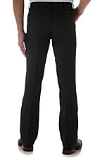 Wrangler Wrancher Heather Black Large Waist Dress Pants