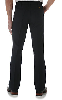 Wrangler Wrancher Navy Blue Dress Pants