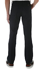 Wrangler Wrancher Navy Blue Large Waist Dress Pants
