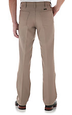 Wrangler Wrancher Tan Large Waist Dress Pants