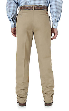 Wrangler Riata Goldenrod Casual Relaxed Fit Pants