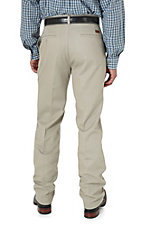 Wrangler Riata Khaki Casual Relaxed Fit Large Waist Pants
