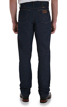 Wrangler Men's Premium Performance Cowboy Cut Rigid Prewash Regular Fit Jean