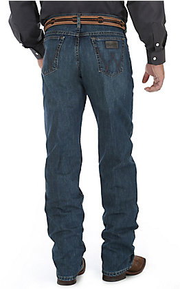 Wrangler 20X River Wash Relaxed Fit Competition Jean