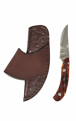 Boker Plus Bone Cowboy Cross Draw Knife