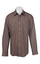 Stetson Men's Mini Geo Diamond Print Western Snap Shirt
