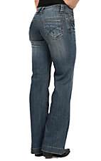 Stetson Women's City Open Pocket Trouser Jeans