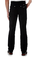 Wrangler Cowboy Cut Silver Edition Black Slim Fit Jeans