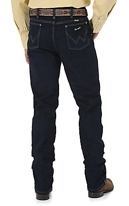 Wrangler Cowboy Cut Silver Edition Dark Wash Slim Fit Jeans