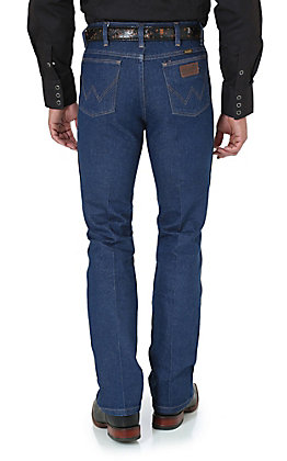 Wrangler Rigid Cowboy Cut Boot Cut Slim Fit Jeans