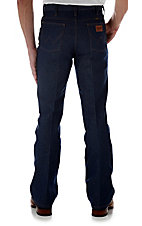 Wrangler Men's Cowboy Cut Boot Cut Slim Fit Big & Tall Jeans